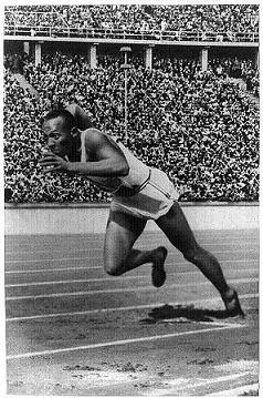 The Great Jesse Owens