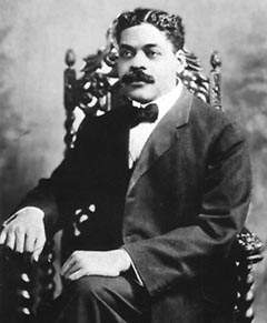 Arturo Alfonso Schomburg or Arthur Schomburg, as he was known on the mainland.
