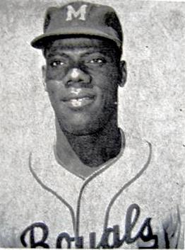 Clyde Parris in 1959